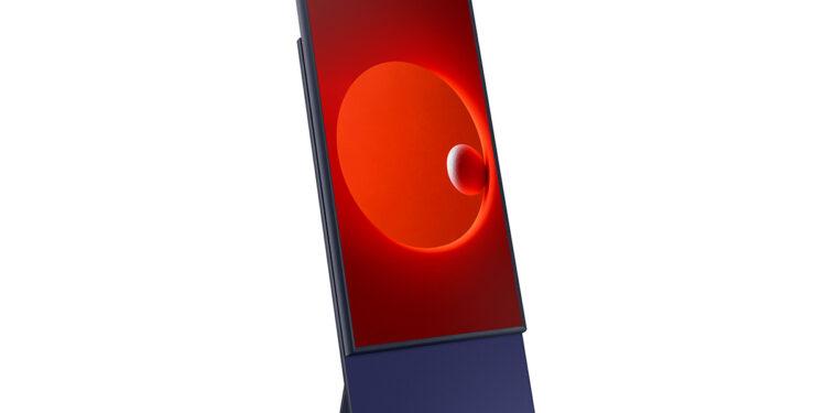 Samsung ရဲ့ The Sero TV ကို မြန်မာပြည်မှာ မကြာခင် မိတ်ဆက်တော့မည်