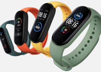 Mi Band 5 was sold out in the very first day of sale
