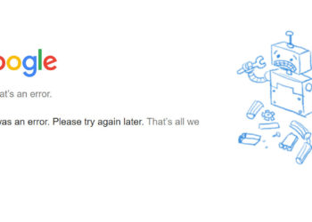 Google Services are down!!
